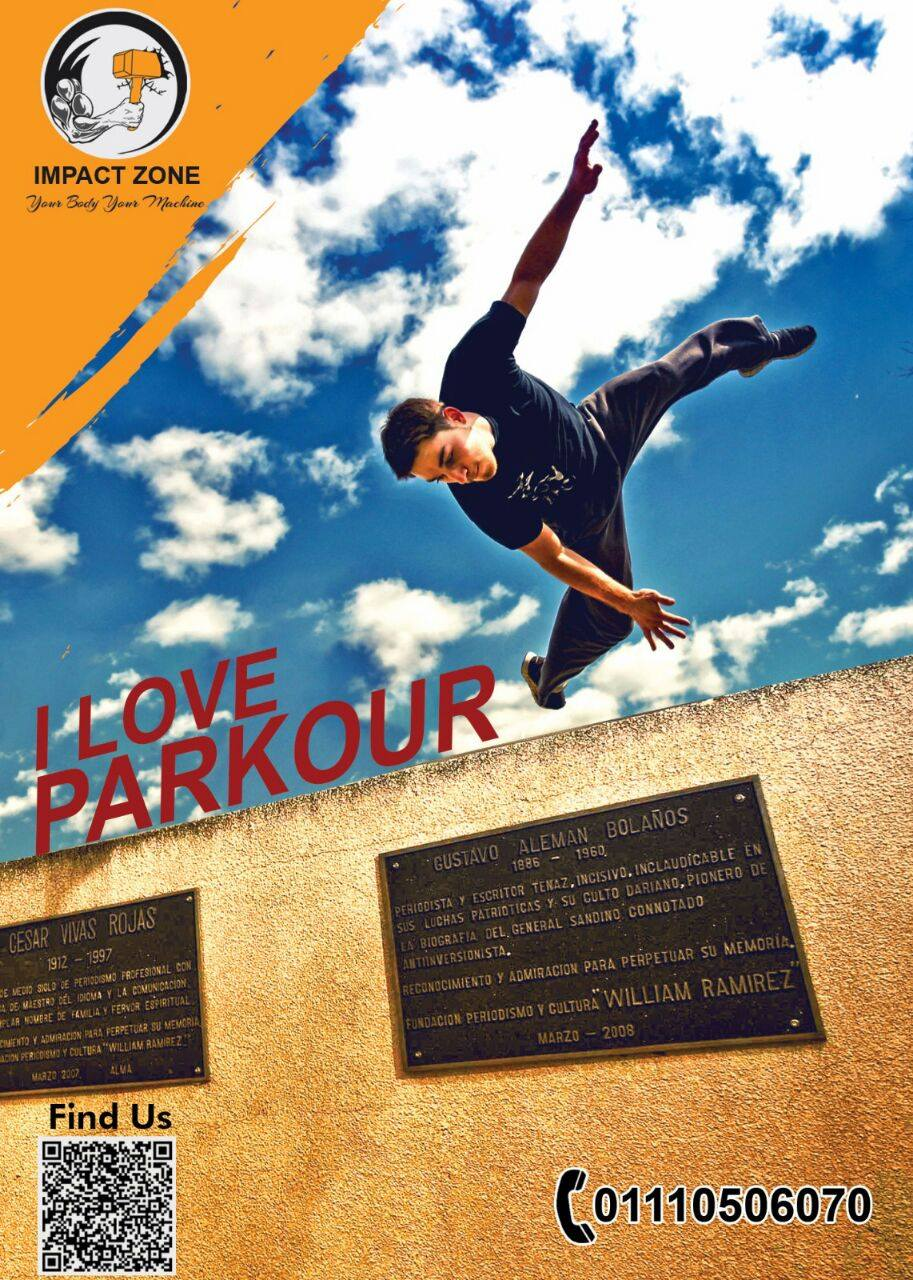 Parkour Training Program