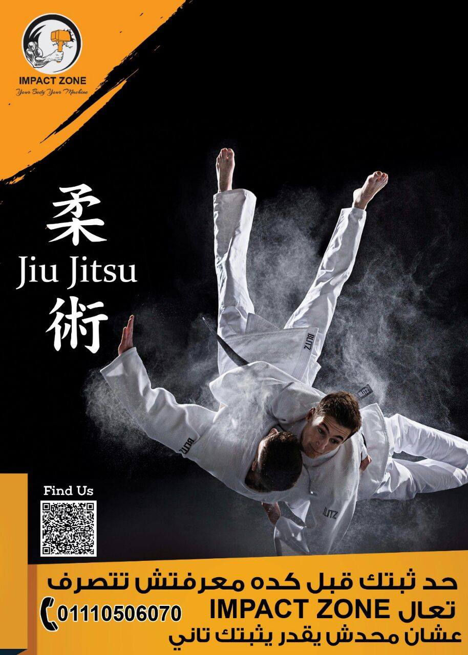 Jiu Jitsu Program